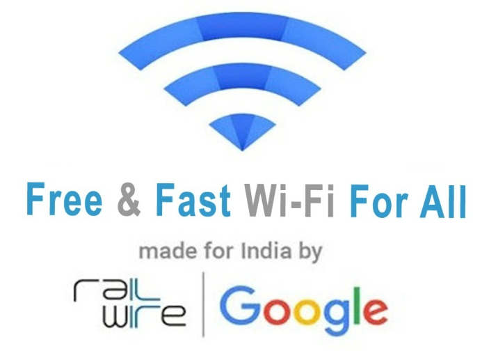 Google Free wi fi at Indian Railway Station
