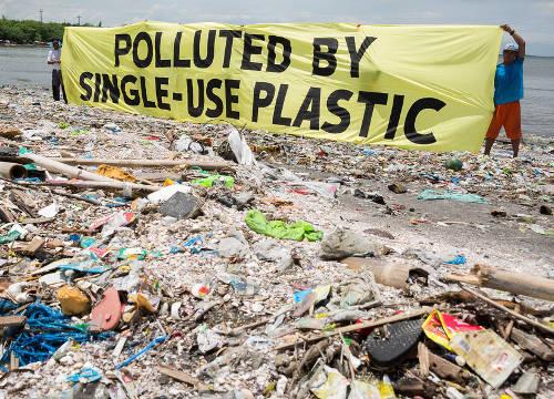 Non-degradable Plastic and its hazard