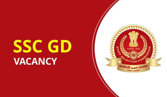 SSC Constable GD Online Form 2021Apply Online
